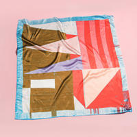 "Scarf ""The perfect laundry day"""