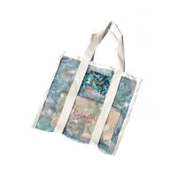 Organdy tote bag