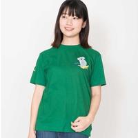 リラックスコアのTシャツ グリーン