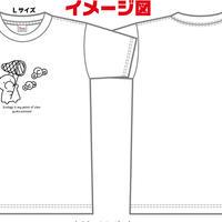 くますけTシャツ