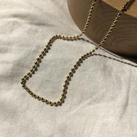 ball chain LG necklace