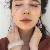 mm _ pink /チタンピアス