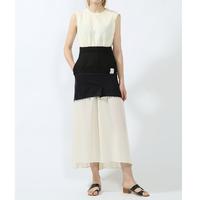 【CNLZ】 Combination Dress / シーエヌエルゼット コンビネーション ドレス
