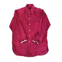 【L'ÉCHOPPE×CNLZ】BOTANICAL DRESS SHIRT/レショップ × キャナライズ ボタニカル シャツ