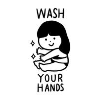 Wash Your Hands bikini