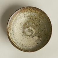刷毛目 3寸皿 / 馬渡 新平 [ 陶 ]