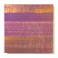 壁飾り金よごしパネル 紫