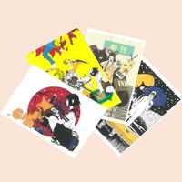 ポストカード(4種セット)