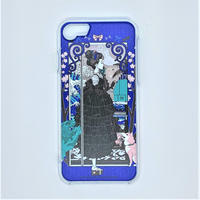 """iPhoneケース""""ドレス""""(6・7・8・SE2用)"""