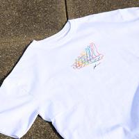 """honmono"" Parallel T-shirt"