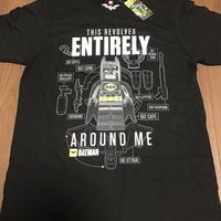 LEGO BATMAN  Tシャツ