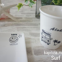 【kapilinamaid転写紙】SMILE Surf
