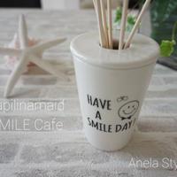 【kapilinamaid転写紙】Smile Cafe