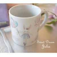 【Julia転写紙】Sweet Dream