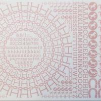 geometry circle(スモーキーピンク)