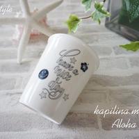 【kapilinamaid転写紙】SMILE Aloha