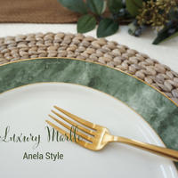 Luxury marble(グリーン)