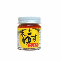 柚子胡椒(赤ゆずこしょう)