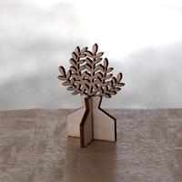 木のデフューザー リーフ