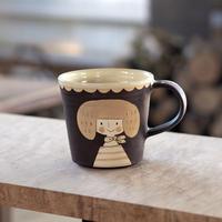 増永 典子 女の子カップ 茶 2