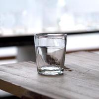 奥原硝子製造所 3半グラス クリア