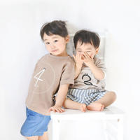 CLOUDY, FINE LATER ナンバーTシャツ 522-164001