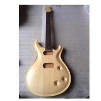 PRSタイプマホガニー未塗装ギターボディ・ネックキット高品質