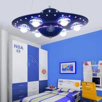LED UFOシャンデリア 選べるカラー リモコン 子供部屋 寝室 フライングソーサーライト クリエイティブ 宇宙船シャンデリア