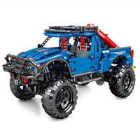 レゴ互換 F-150 ラプター スーパーキャブ車 1630ピース LEGO互換品 おもちゃ 誕生日プレゼント