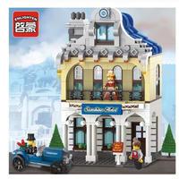 レゴ互換 Sunshine Hotel 新品・箱なし サンシャインホテル
