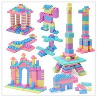 レゴ互換 マカロンカラー ブロック 1008ピース パステル カラフル 組み立て ブロック  LEGO互換品 おもちゃ 誕生日プレゼント