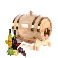 3L オーク樽 醸造装飾 ワイン樽 樽バケツ 醸造 木製