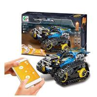 レゴ互換 テクニック RC スタントレーサー LEGO互換 おもちゃ 車 クリスマス プレゼント