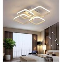 スクエアリング型 LED シーリングライト 調光可能 リモコン操作 6ヘッド 天井照明 リビングルーム 寝室