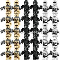 レゴ互換 SW ローグワン ミニフィグ 30体