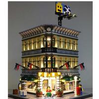 レゴ互換 クリエイター グランドデパートメント LED ライトキット 10211 LEGO互換