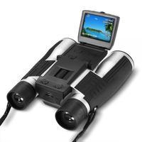 12x32 HD 双眼望遠鏡 デジタルカメラ 5MP 2.0インチ TFTディスプレイ フルHD 1080P 望遠鏡カメラ