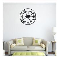 時計 壁掛け 3D ヴィンテージ レトロ 大きめサイズ DIY お洒落 面白 輸入雑貨 インテリア 高性能