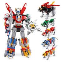 レゴ互換 アイデア ボルトロン 21311 レゴブロック LEGO互換品