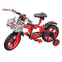 レゴ テクニック 互換品 補助輪付き 自転車 LEGO互換