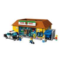 レゴ互換 71016 シンプソンズ クイックEマート ミニフィグ付 LEGO互換品