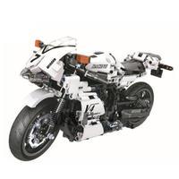 レゴ互換 テクニック レーシング スピードバイク LEGO互換品