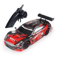 ラジコン RCカー GTR レクサス 4WD ドリフト レーシングカー 4色 2.4G オフロード リモコン おもちゃ 誕生日プレゼント