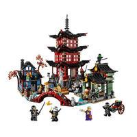 レゴ互換 ニンジャゴー Ninjago Temple of Airjitzu 70751 LEGO互換