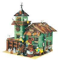 レゴ互換 21310 レトロなつり具屋  アイデア LEGO互換品