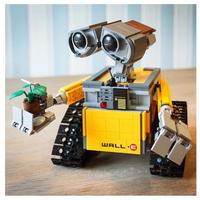 LEGO互換 アイデア ウォーリー 21303 WALL・E 687ピース レゴ互換品