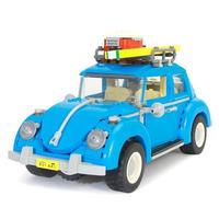 レゴ互換 クリエイター フォルクスワーゲン ビートル車 10252 レゴブロック LEGO互換品
