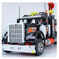 レゴ 8285 互換品 テクニック トゥートラックレッカー車 LEGO互換