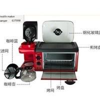 朝食メーカー フライパン・トースター・コーヒーメーカー 電気オーブン 110-220-240v 中国製 EUPA tsk-2871 3in1
