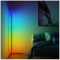 LED フロアライト 調光可能 スタンドライト おしゃれ リモコン仕様 コーナーライト 室内 照明器具